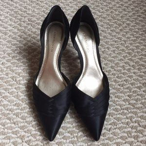 Ann Taylor heeled shoes